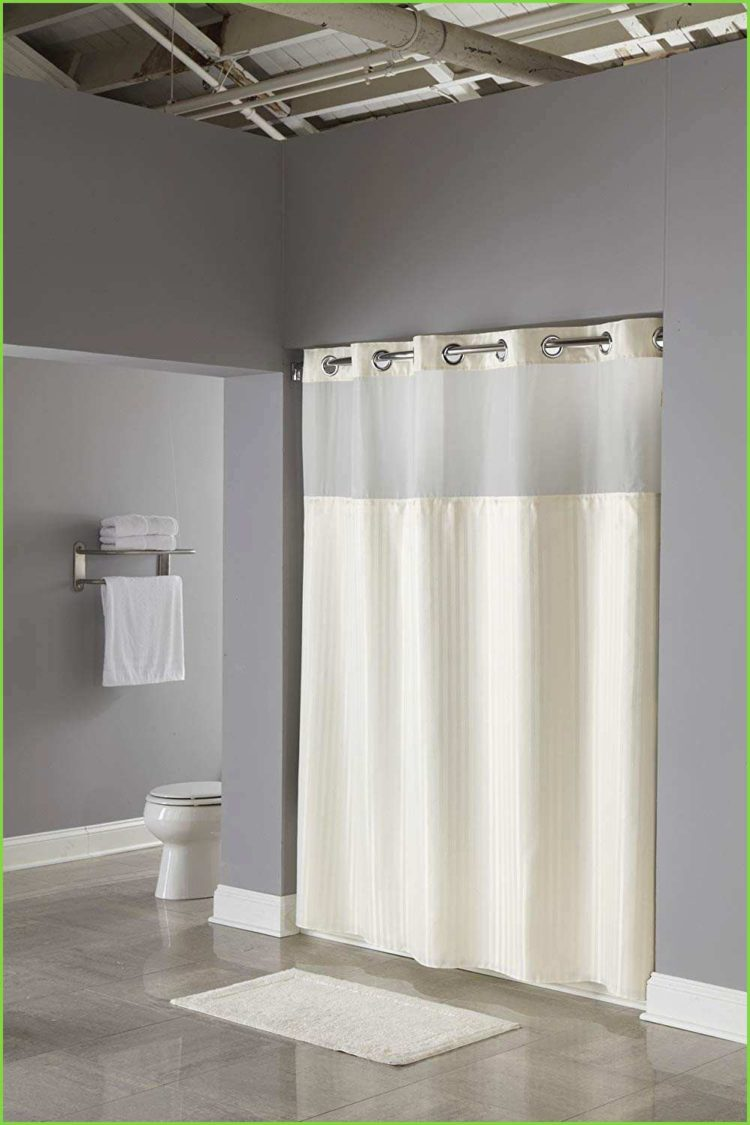 56 Beautiful Hookless Shower Curtain You Ll Love