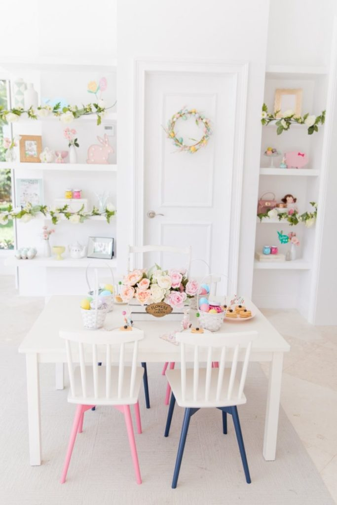 toddler table and chairs montessori