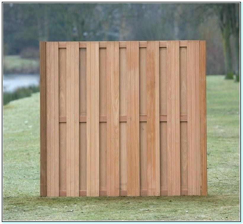 wood fence panels designs