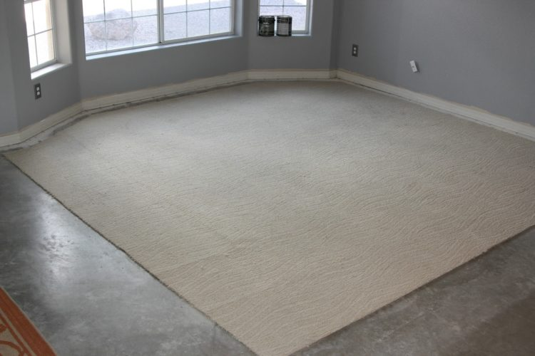 indoor outdoor carpet on deck