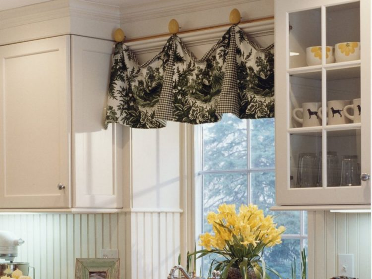 kitchen curtains joanna gaines