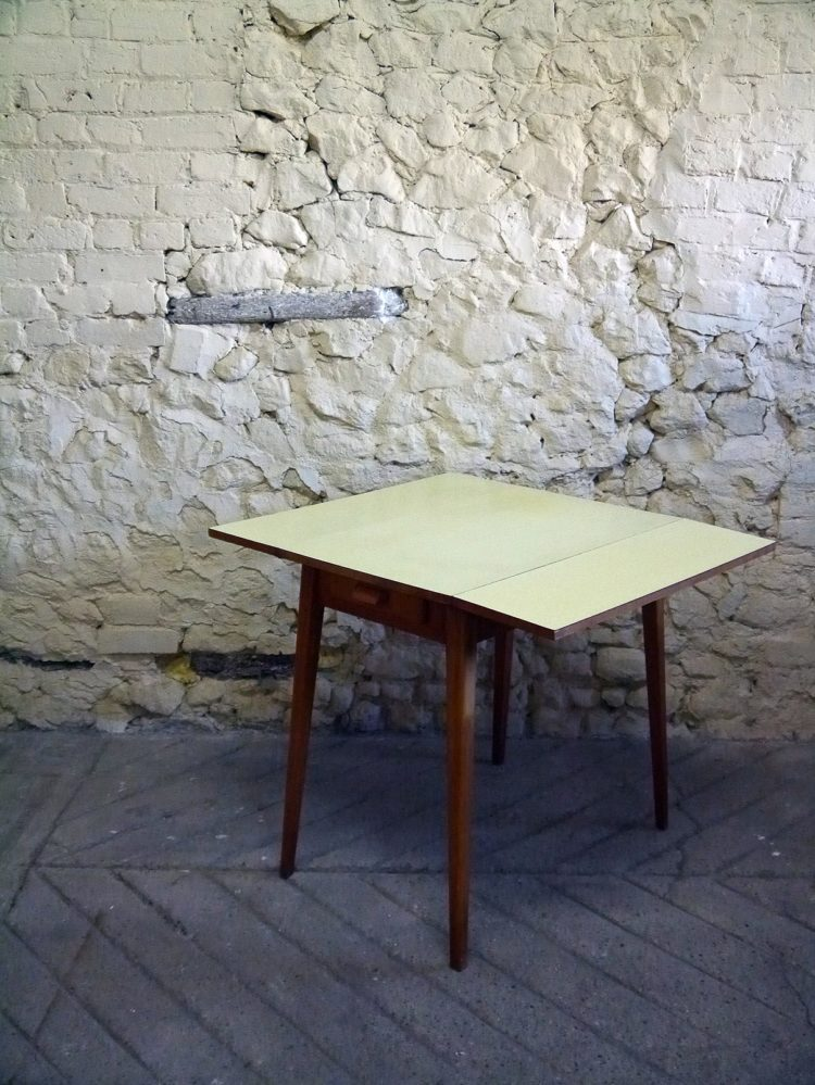 drop leaf table modern