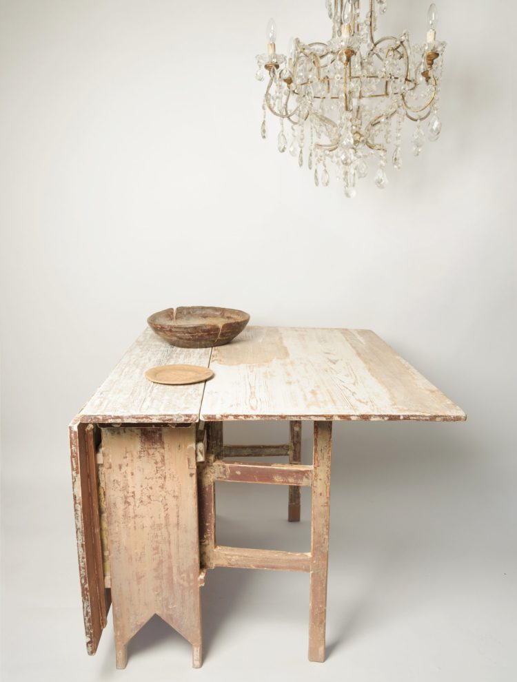 drop leaf table mechanism