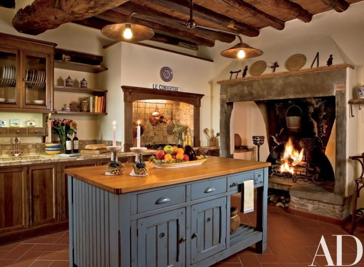 rustic kitchen plymouth