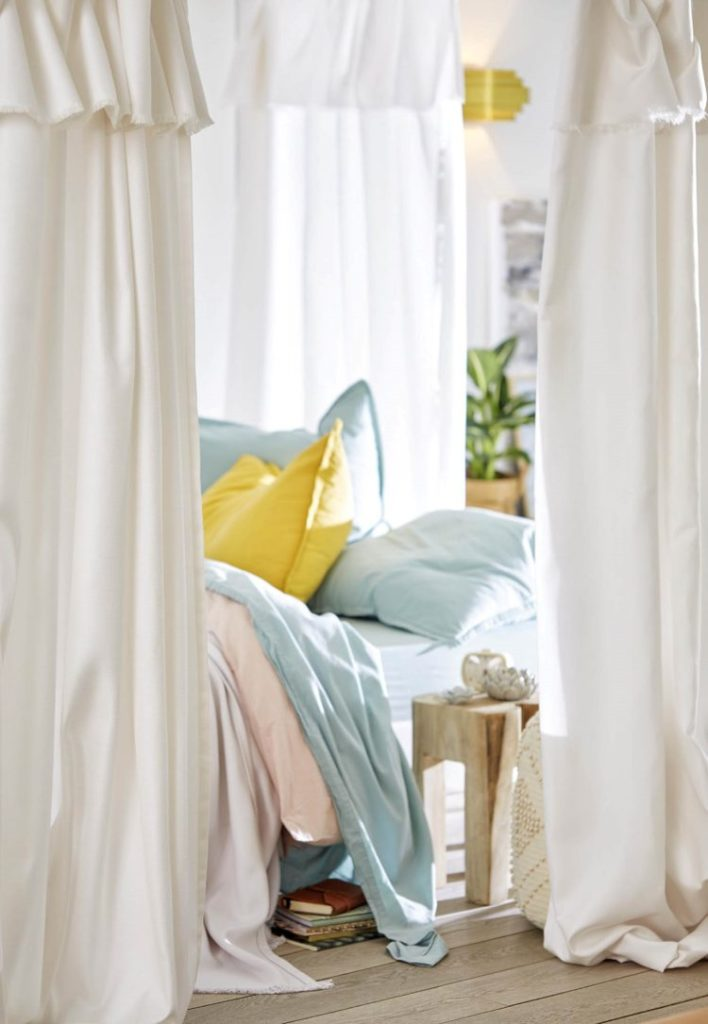 outdoor lace curtains