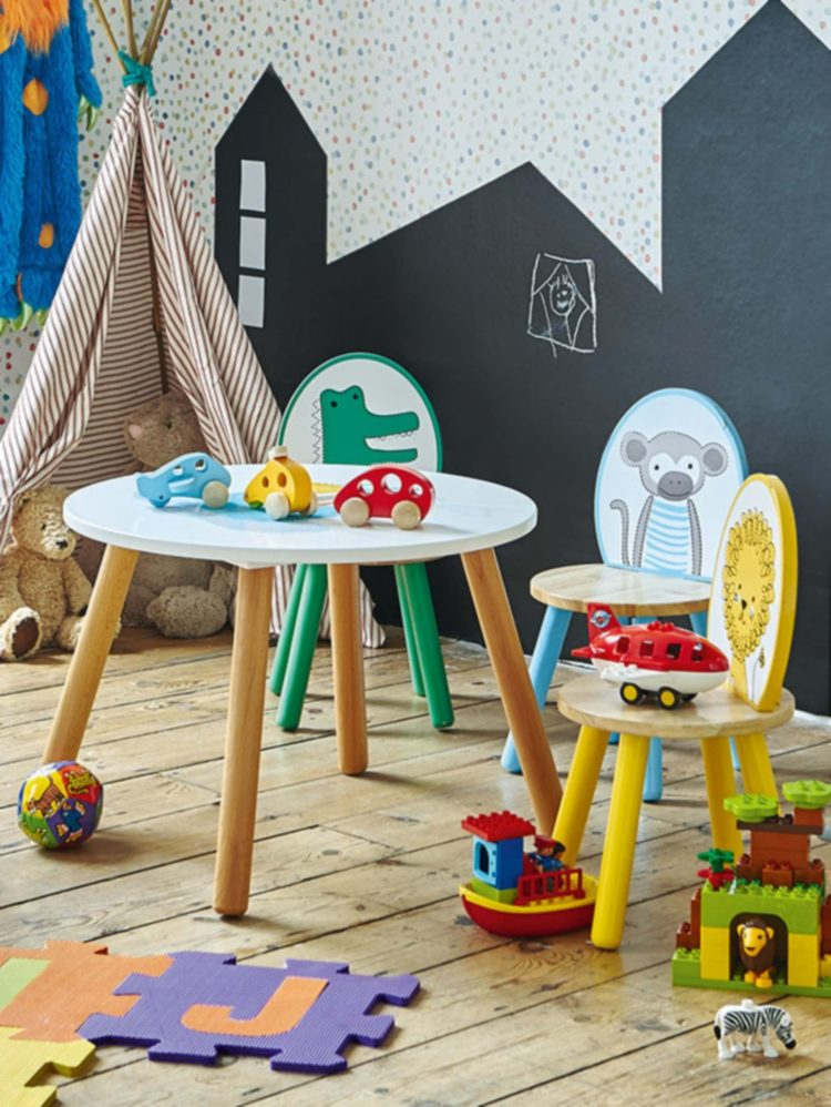 toddler table and chairs cheap