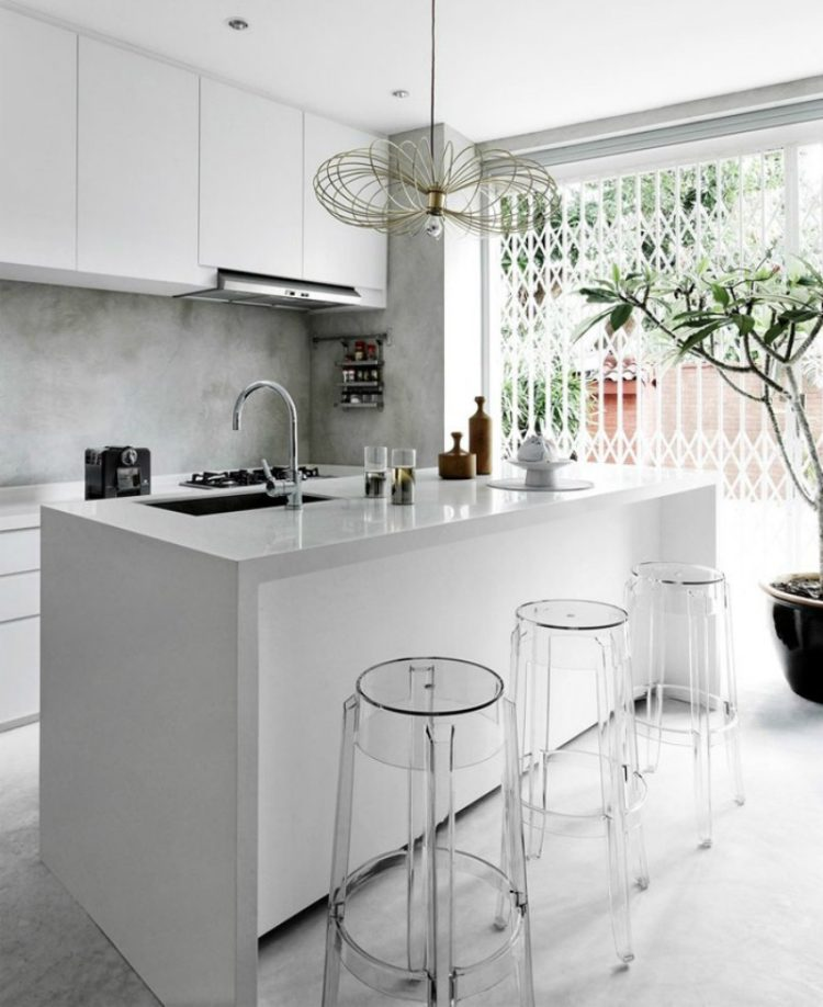 kitchen chairs for small spaces