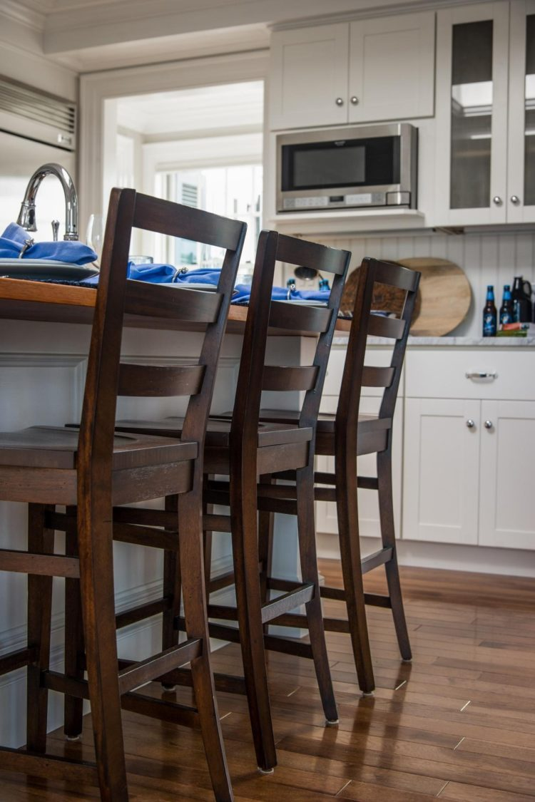 kitchen chair back and seat cushions