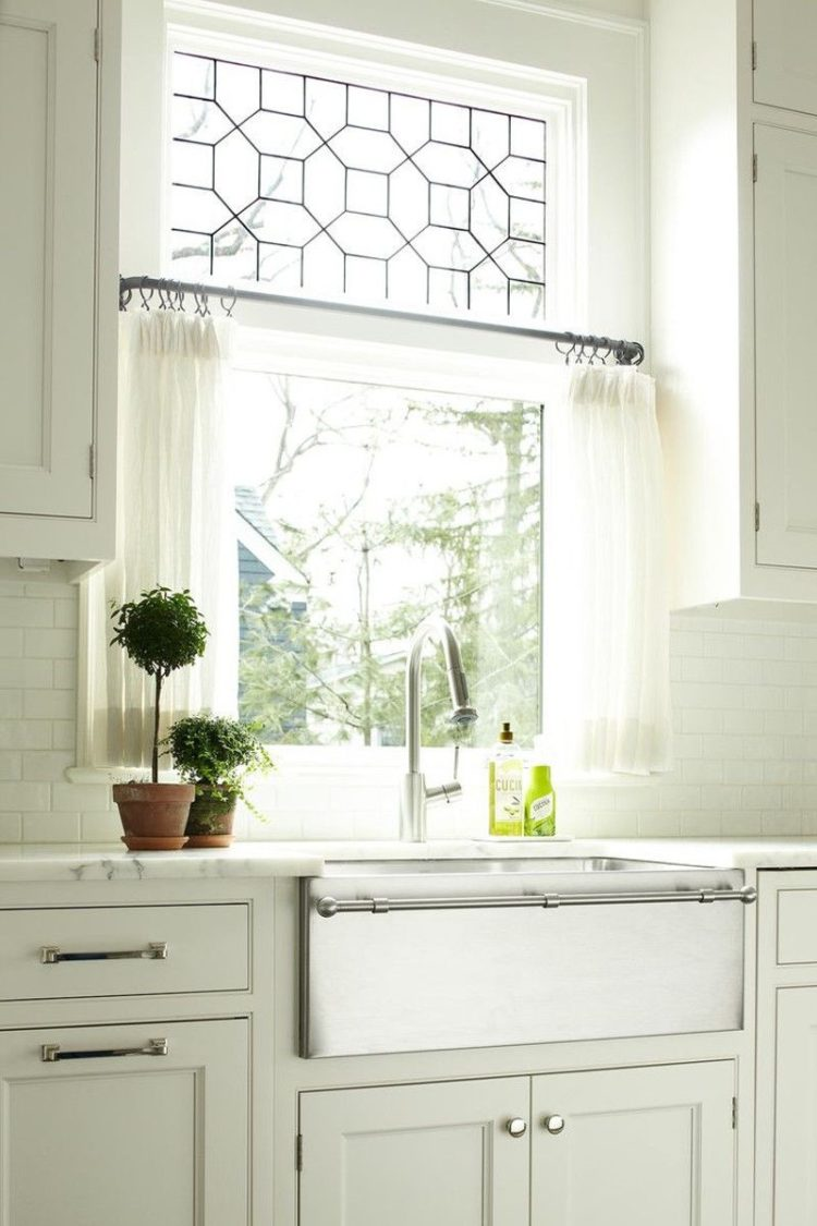 kitchen curtains design ideas