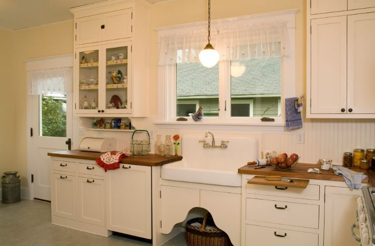 kitchen curtains pottery barn