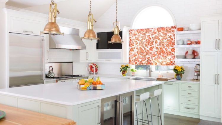 kitchen curtains panels