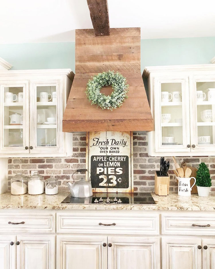 kitchen decor ideas with white cabinets