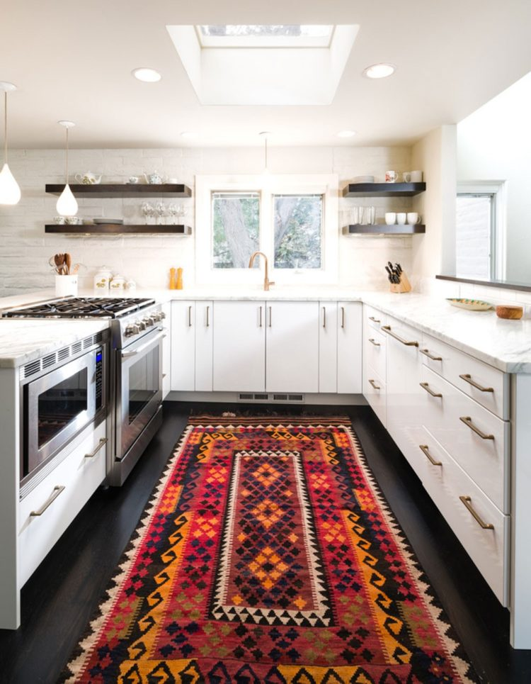 kitchen holiday rugs