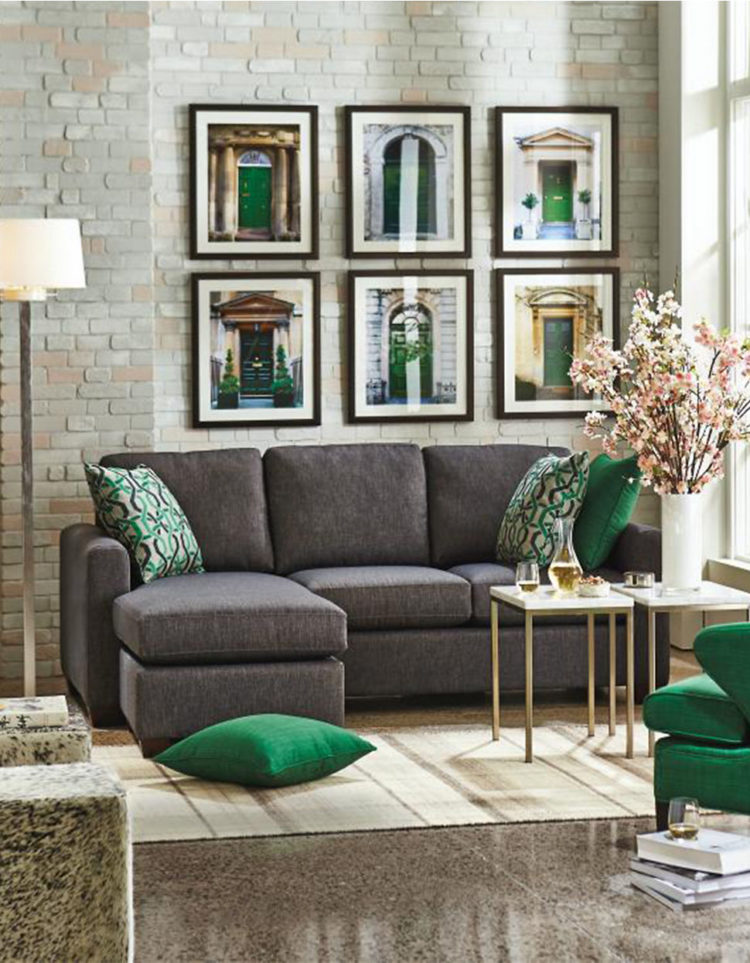 l shaped couch apartment