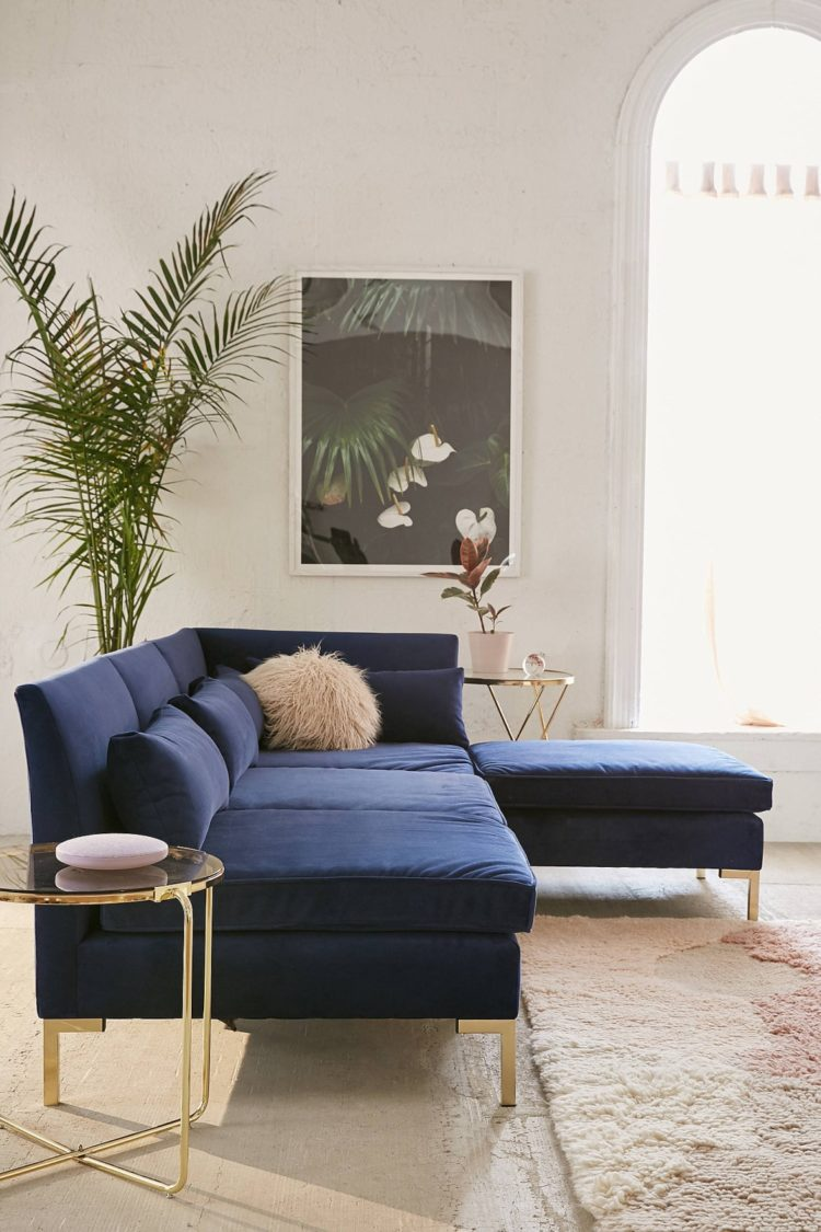 l shaped couch and loveseat
