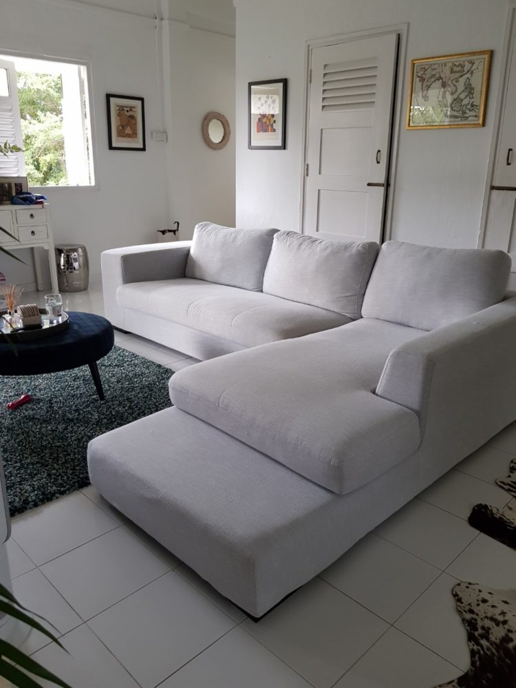 l shaped couch geelong
