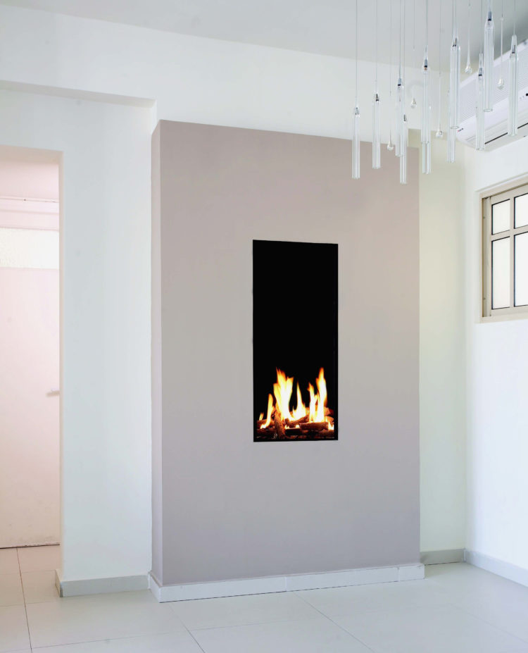 ventless gas fireplace canada