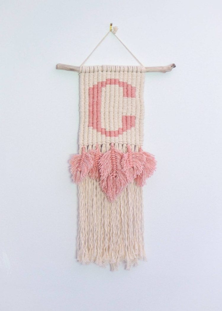 macrame wall hanging lessons