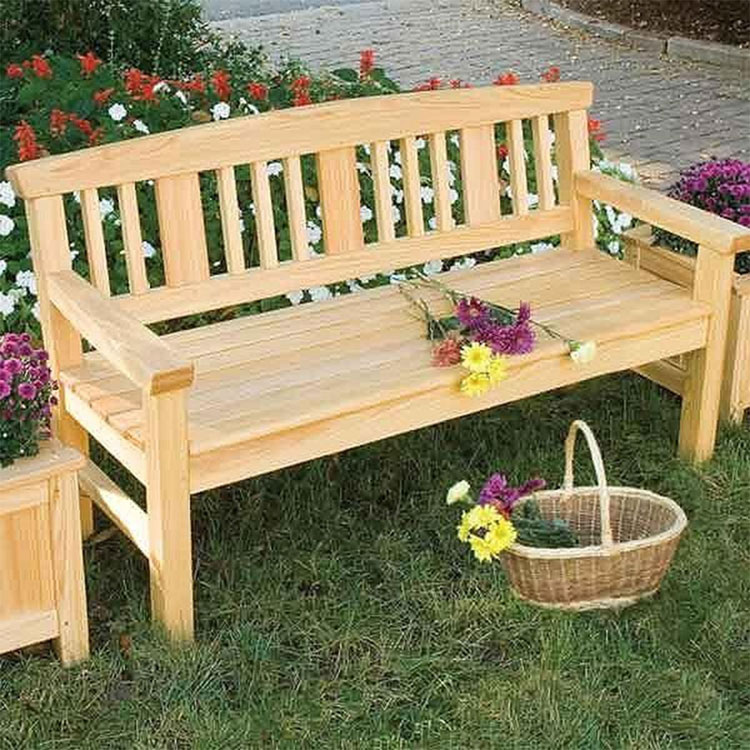 Swell 50 Diy Garden Bench Ideas Free Plans For Outdoor Benches Dailytribune Chair Design For Home Dailytribuneorg