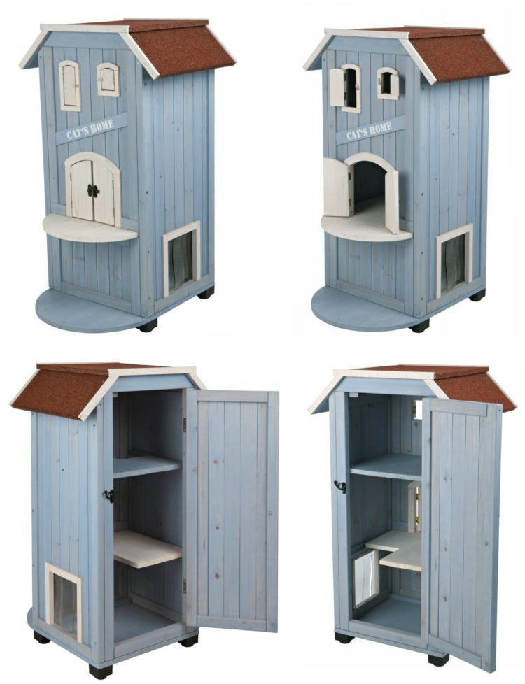 outdoor cat house malaysia