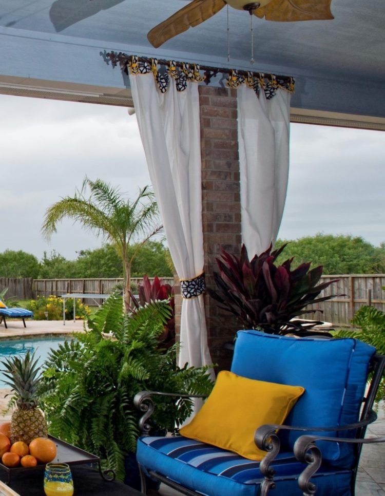 outdoor curtains perth