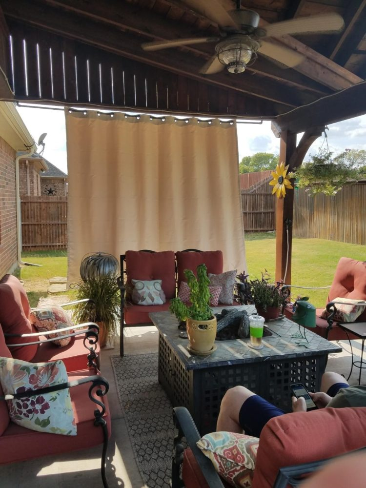 84 x 96 outdoor curtains
