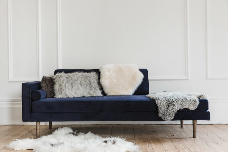 old fainting couch