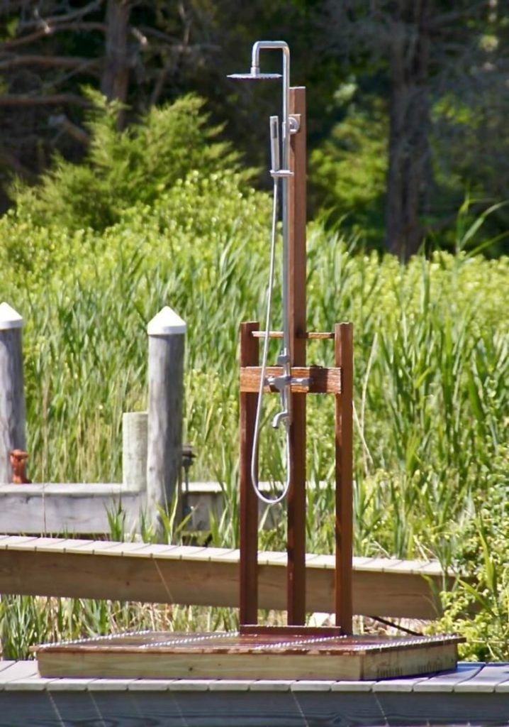 outdoor shower lowes