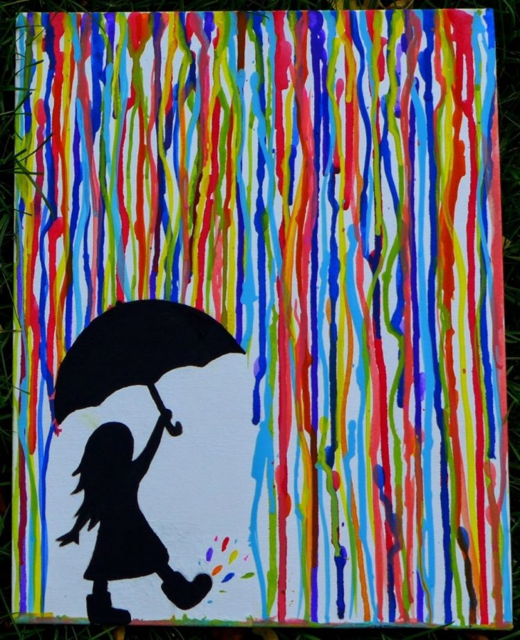 50 Gorgeous Do It Yourself Canvas Painting Ideas For Your House