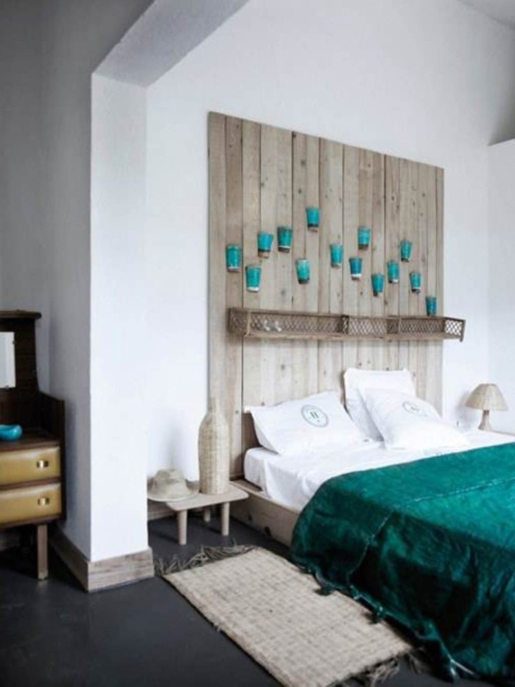 pallet wall free standing