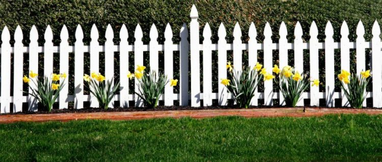 picket fence baby gate
