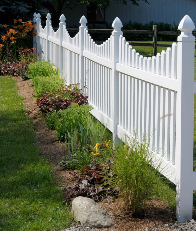 picket fence bed