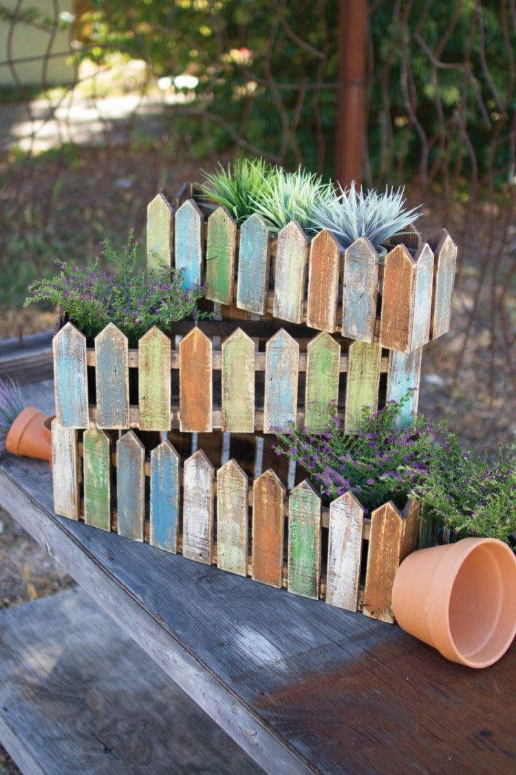 picket fence construction plans