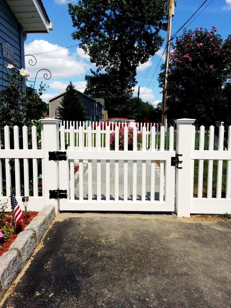 white picket fence florist