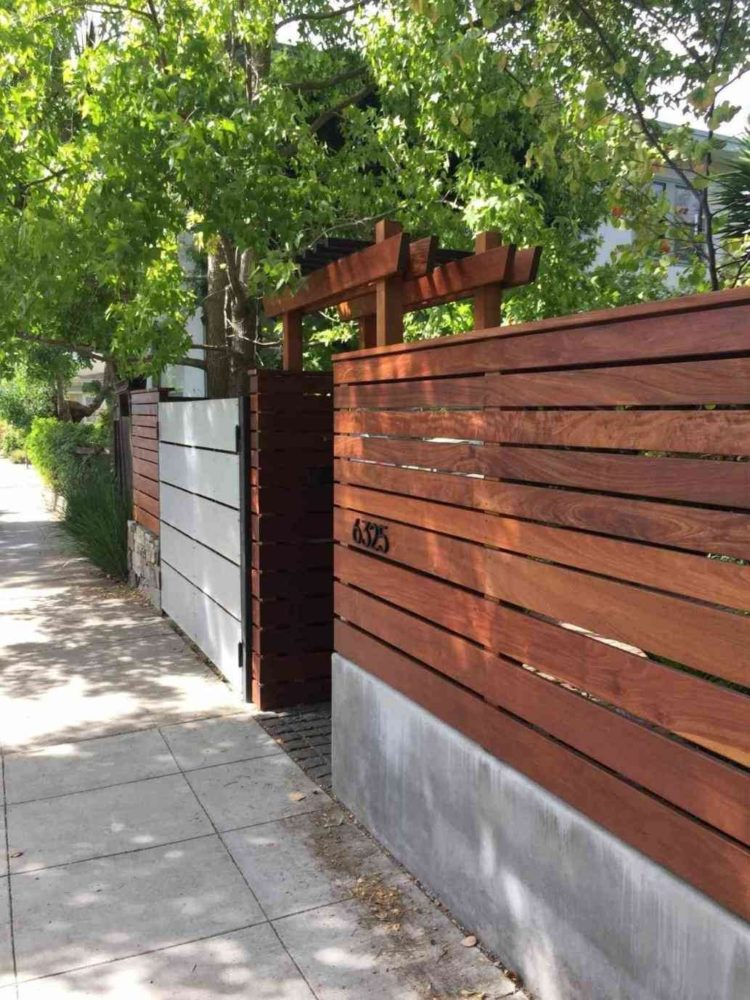 picket fence tops