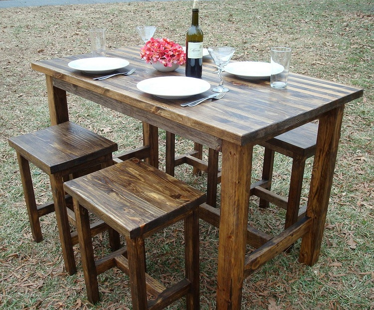 50 Free Picnic Table Plans In All Shapes And Sizes