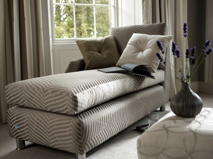 what does a fainting couch look like
