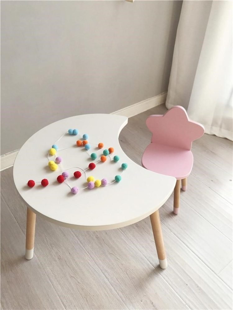 child table and chairs outdoor
