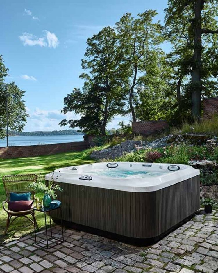 portable hot tub hsn