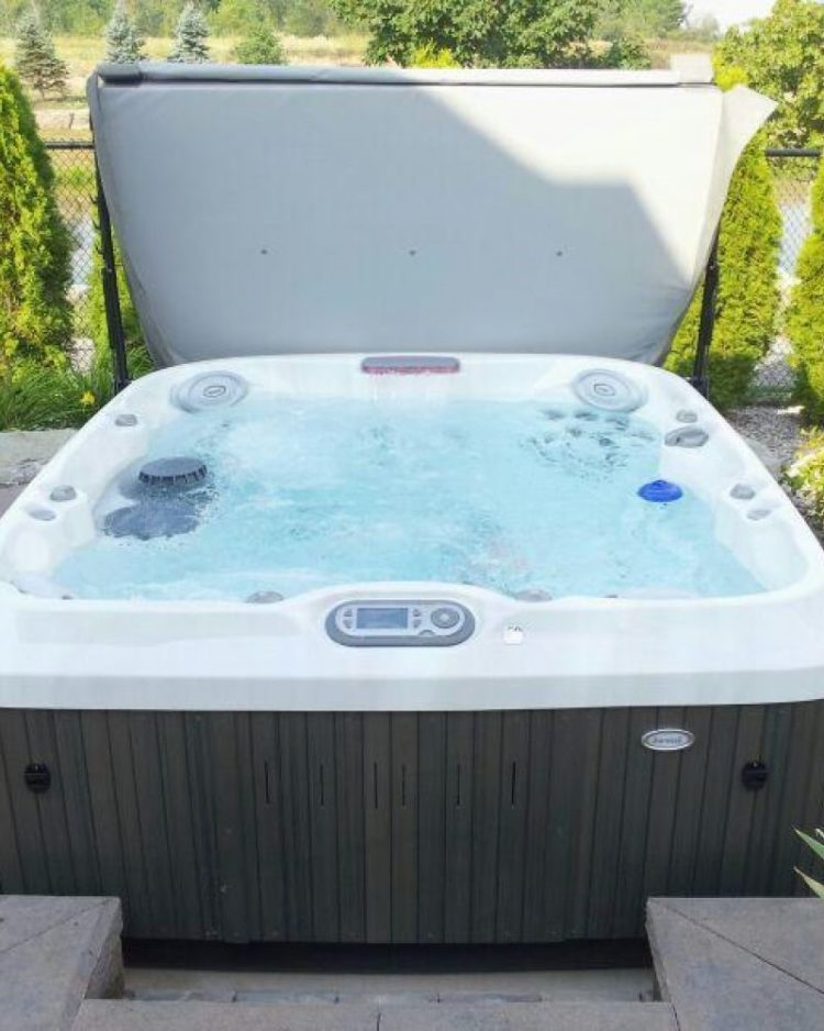 buy hot tub heater