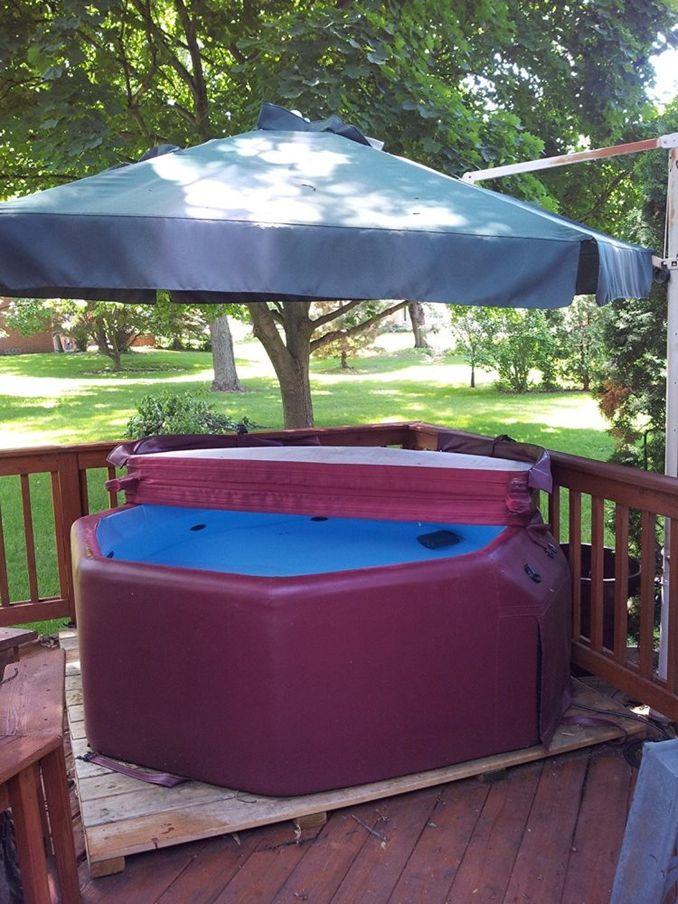 portable hot tub kelowna