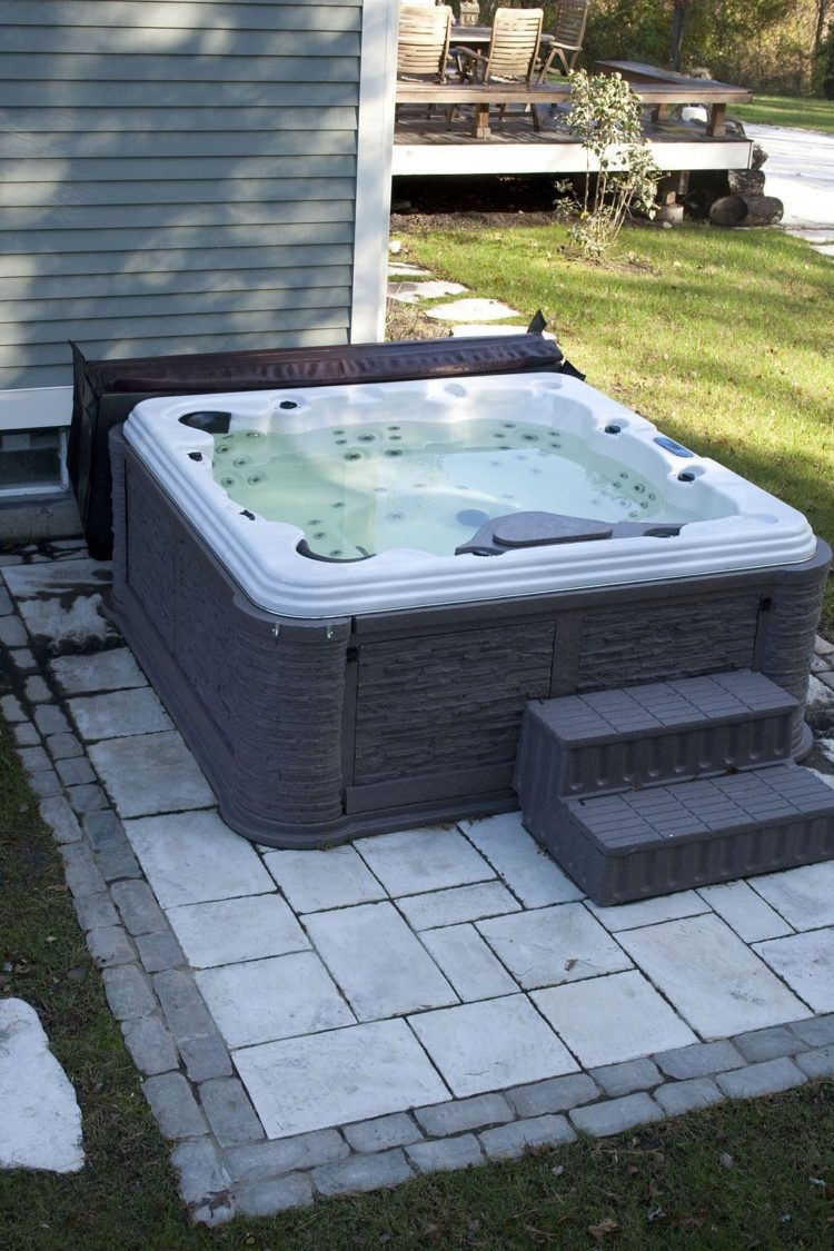 portable hot tub san jose
