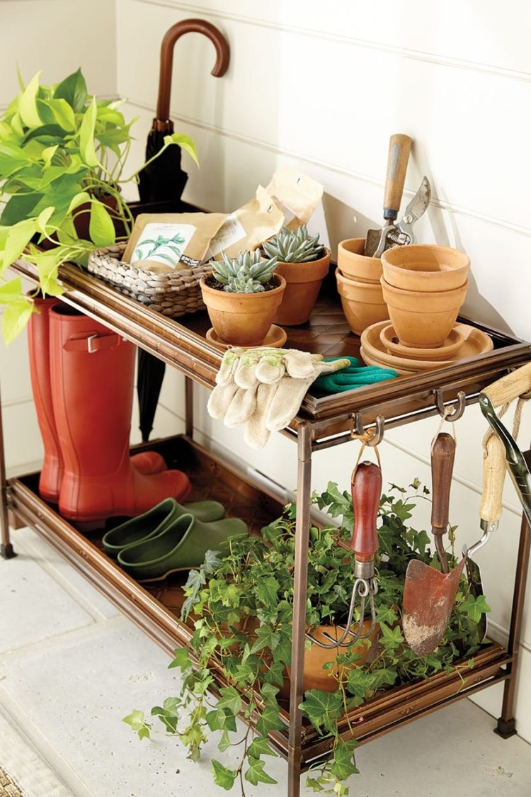 potting bench for outdoors