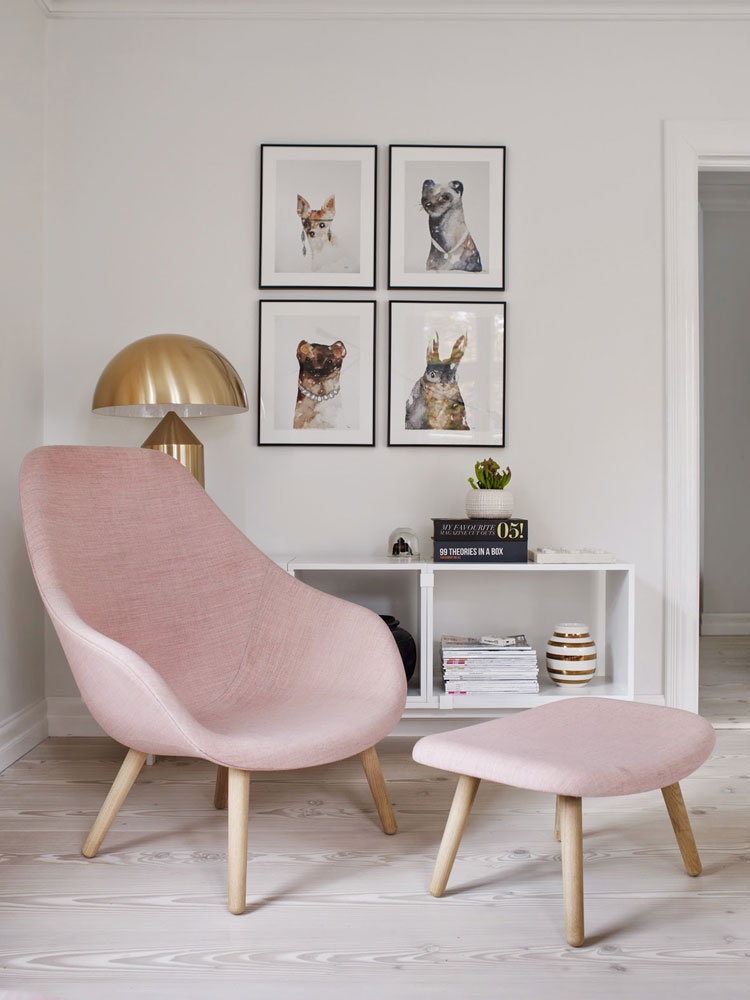 reading chair west elm