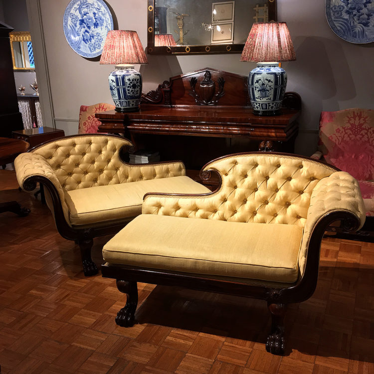 make a fainting couch