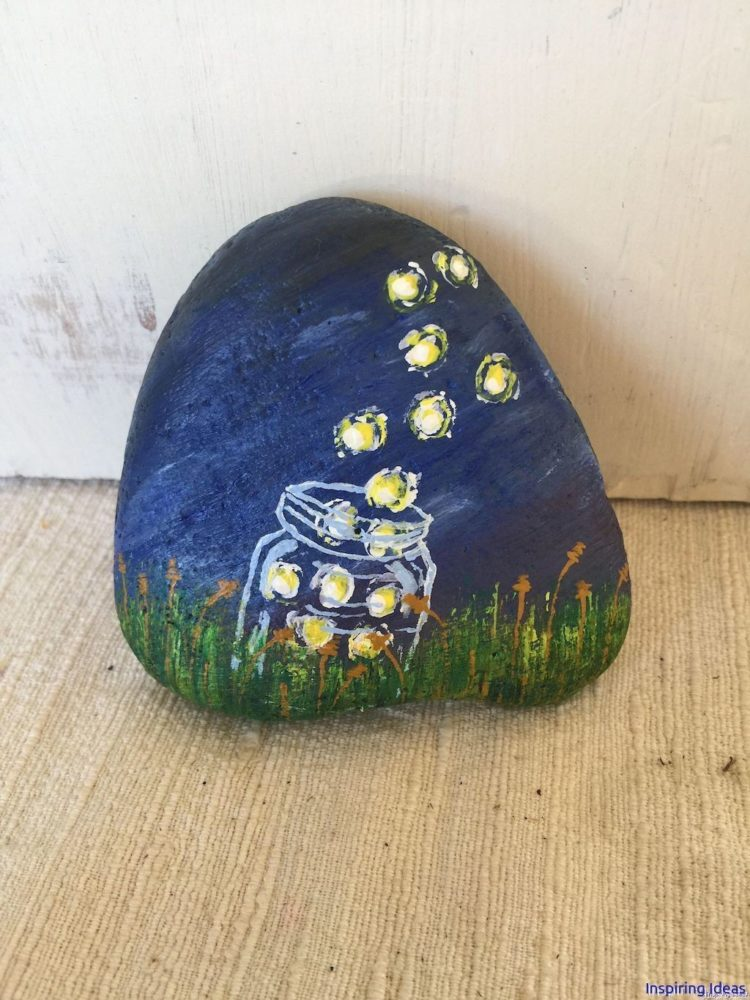 4-h rock painting