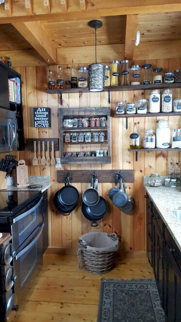 the rustic kitchen blog