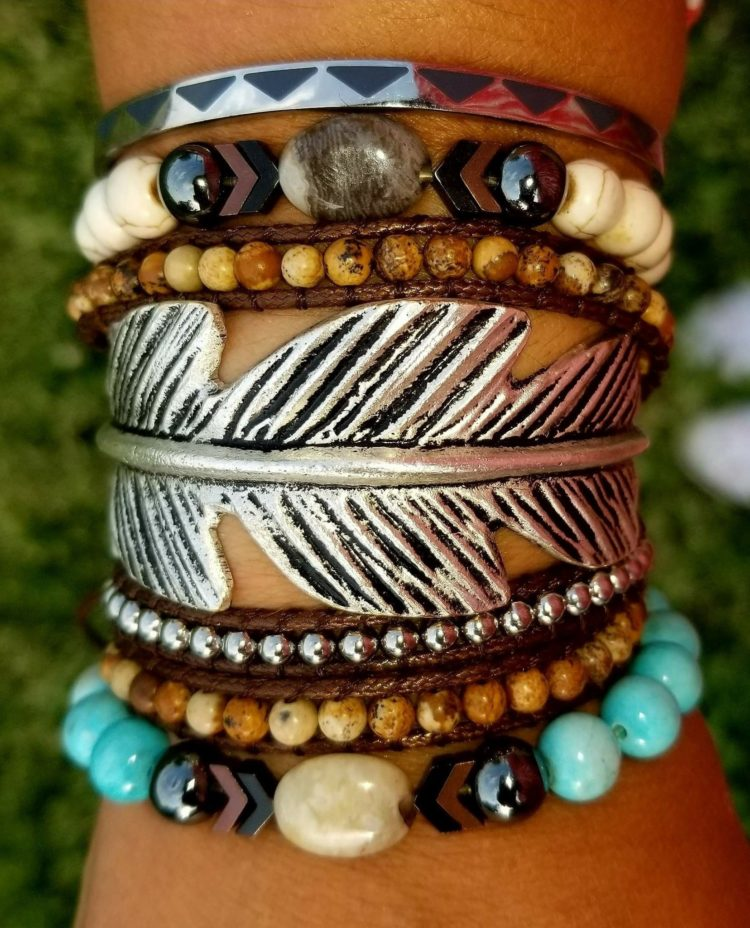 rustic cuff find your fire