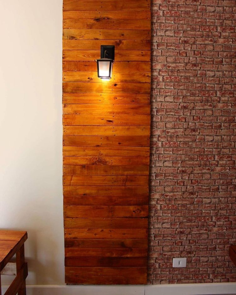 pallet wall for sale