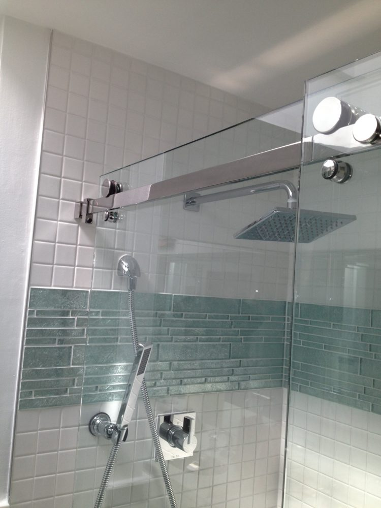 shower wall tile panel kit